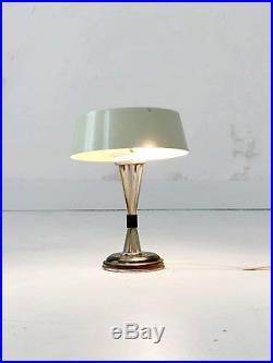 1950 OSCAR TORLASCO LUMI LAMPE MODERNISTE BAUHAUS SPACE-AGE Stilnovo Arteluce