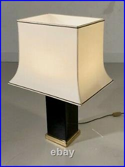 1970 JC MAHEY 2 LAMPES PAGODE POST-MODERNISTE SHABBY-CHIC NEO-CLASSIQUE Rizzo