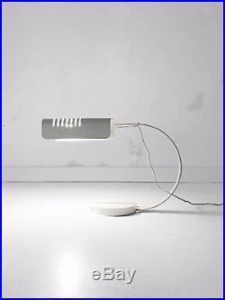 1970 LAMPE MODERNISTE BAUHAUS SPACE-AGE Stilnovo Arteluce Colombo