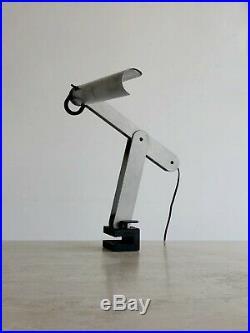 1980 Moll Lampe Agrafe Post-moderniste Shabby-chic Sottsass Memphis Stilnovo