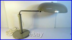 Alfred Muller Lampe de bureau Quick 1500 Bahaus design lamp Art Déco