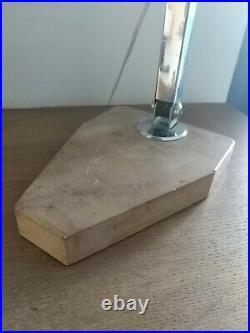 Ancienne lampe Pirouett ART- DÉCO 1930 pirouette bureau atelier design loft