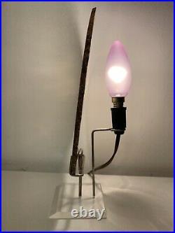 Art Deco Lampe Agathe Vintage