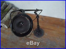 Belle Lampe Singer Art Deco Mod. Slf3. No Jielde