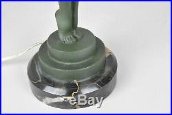 Clarté lampe de Max le Verrier, Art déco, XXème siècle
