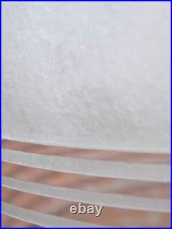 Daum Nancy Grand Chapeau Lampe Champignon Art Déco Delatte Muller Noverdy 432