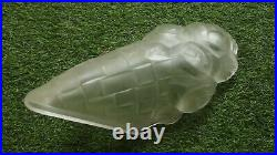 Degue Verre Moule Relief Applique Art Deco Lustre Lampe Décoration