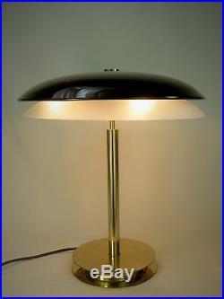Fontana Arte Lampe Bis Design 1954 Vintage Art Deco Style Lamp No Chandelier