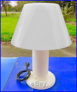 Harvey Guzzini Lampe Design Vintage / MODERNISTE Loft