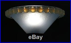 LAMPE ART DÉCO, belle lampe de bureau art déco, L F G, OPALESCENT, LAMPE LFG