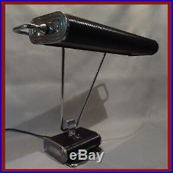 LAMPE EILEEN GRAY JUMO N°71 ART DECO tischlampe desk lamp design bauhaus