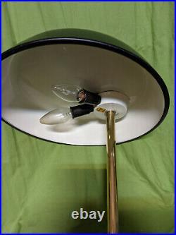 LAMPE de bureau design LOUIS KALFF pour PHILIPS. En parfait état de fonctionneme