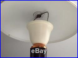 Lampe Art Deco Jumo / Backelite Modele 320