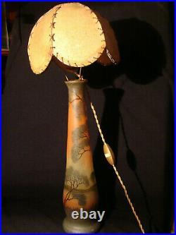 Lampe Art Nouveau Art Déco