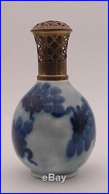 Lampe Berger Art Deco Camille Tharaud, porcelaine de Limoges, excellent état