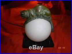 Lampe Boule Max Le Verrier Equilibre de GAILLARD