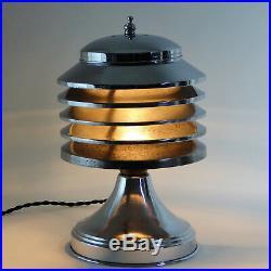 Lampe COULTER 1930 Art Déco