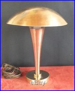 Lampe Claude Lumiere Georges Claude Paz & Silva Perzel art déco