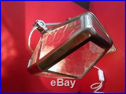 Lampe De Bureau Articulée Art Deco Pirouett / Desk Lamp