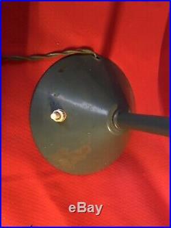 Lampe De Bureau Jumo 800 / Industriel / Art Deco / Design