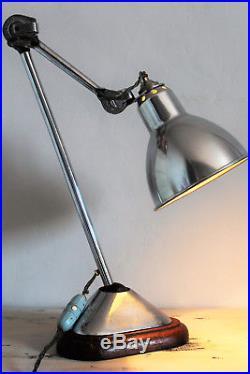 Lampe Gras Atelier Industrielle Art Deco