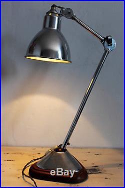 Lampe Gras Atelier Industrielle Art Deco Lamp Le Corbusier