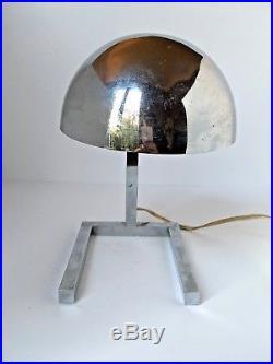 Lampe Jacques Adnet 1930 Moderniste
