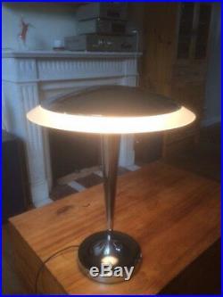 Lampe Perzel modèle 514 années 30 art déco excellent état