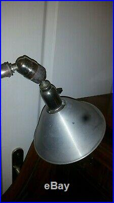 Lampe Triplex peter johansson vintage indus atelier no gras