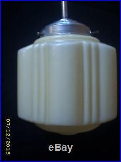 Lampe art deco 1930/40