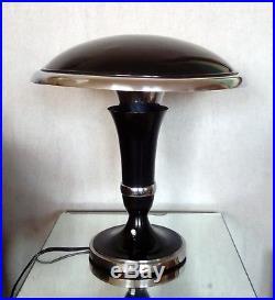 Lampe art deco 1930 ELOCTRA design Georges Halais