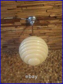 Lampe art deco bauhaus 193040
