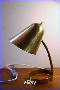 Lampe cocotte BINY Luminalite desk lamp art déco design bauhaus