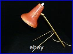 Lampe cocotte articulée