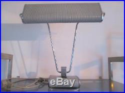 Lampe de Bureau Art Déco / design Eileen Gray pour Jumo n°1