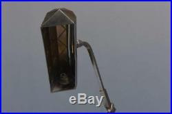 Lampe de bureau Art déco moderniste 1930 marque Monix à Paris