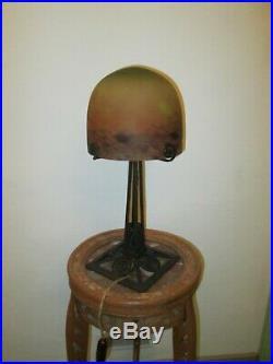 Lampe de table Muller Frères Lunéville