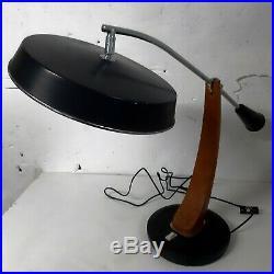 Lampe de table Phase Président Ep circa 1950