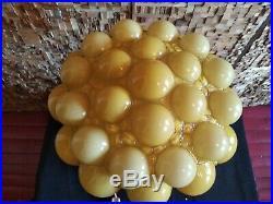 Lampe de table art deco bubles moderniste pop table lamp, Big! Rare