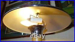 Lampe desing champignon dite Paquebot