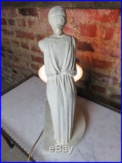 Lampe publicitaire Vichy source de beauté 1940