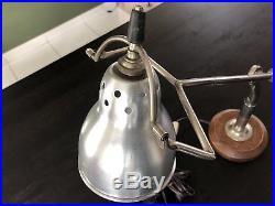 Rare Lampe Buquet 1930- Art Deco-30-30s-bahaus