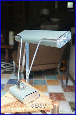 Rare Lampe Eileen Gray Jumo Modèle N71