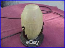 Robj Lampe Brule Parfum D'epoque Art Deco