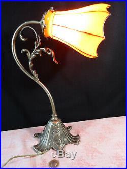 Superbe lampe à poser d'époque art déco