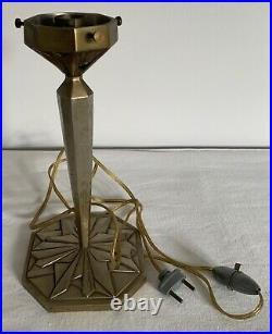 Trés Belle Lampe Art Déco Ilrin Occasion